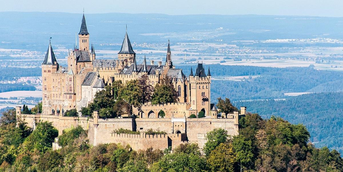 Burg Hohenzollern Geschichte Mit Majestatischer Aussicht