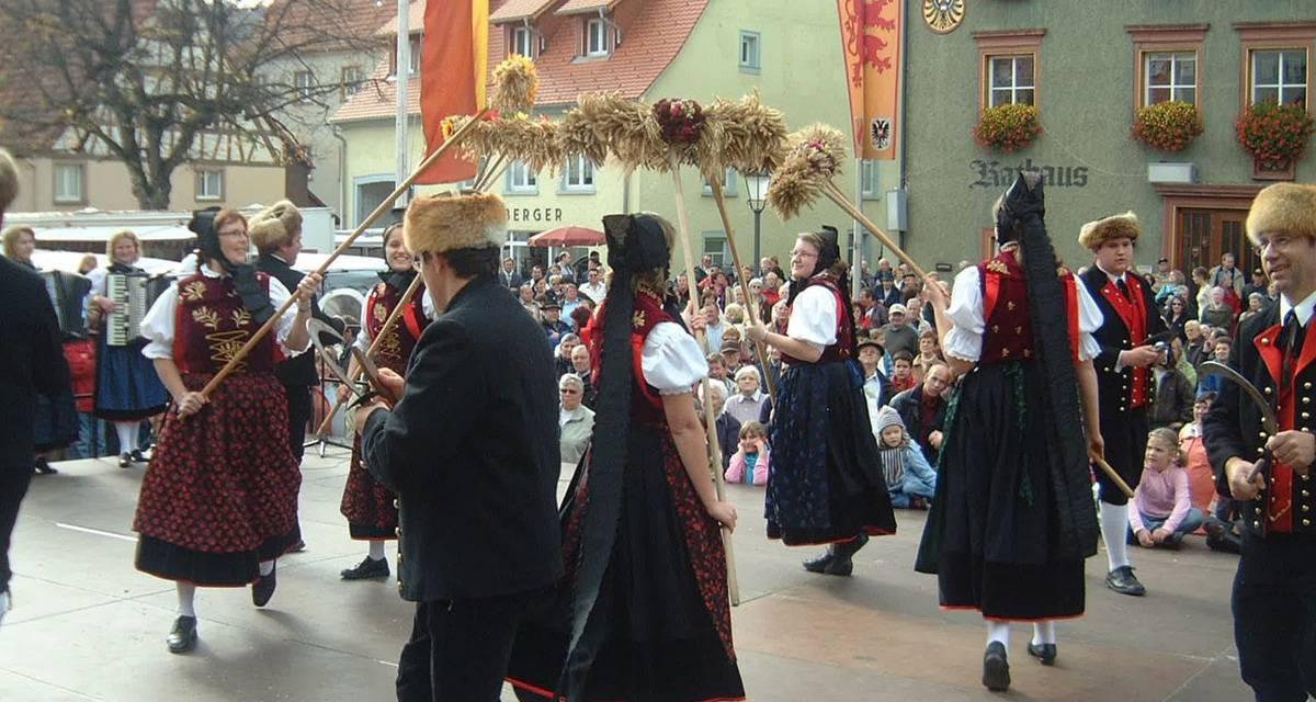 Bräunlinger Kilbig: eines der schönsten und ältesten Schwarzwälder Heimatfeste