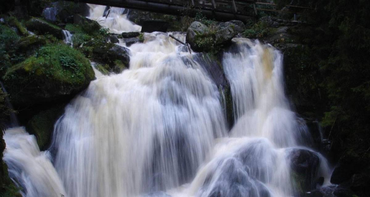 Ausflugstipp:  Triberger Wasserfälle jetzt besonders spektakulär