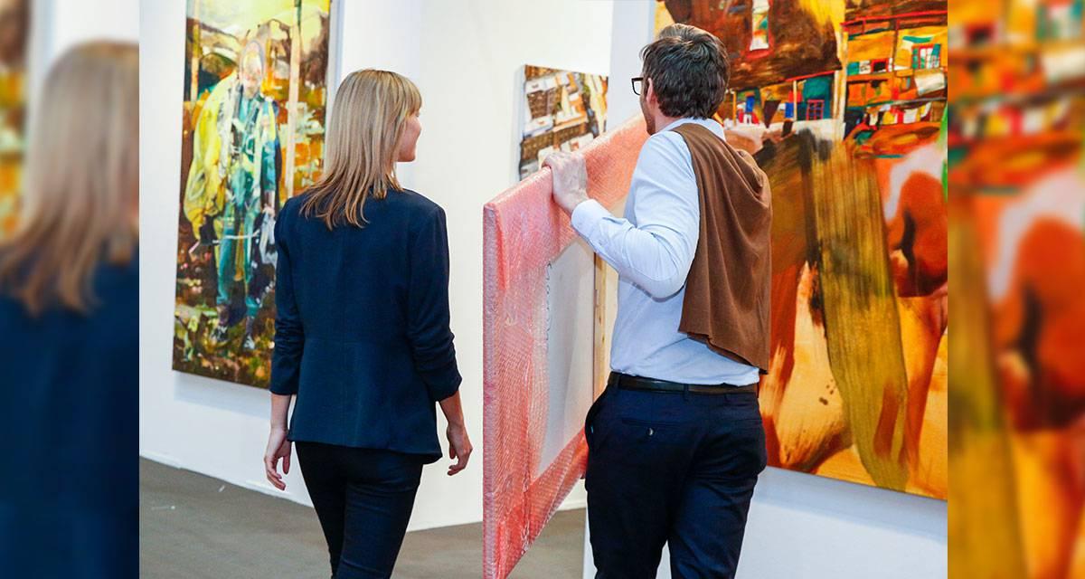 art KARLSRUHE zeigt Arbeiten von 1500 Künstlern