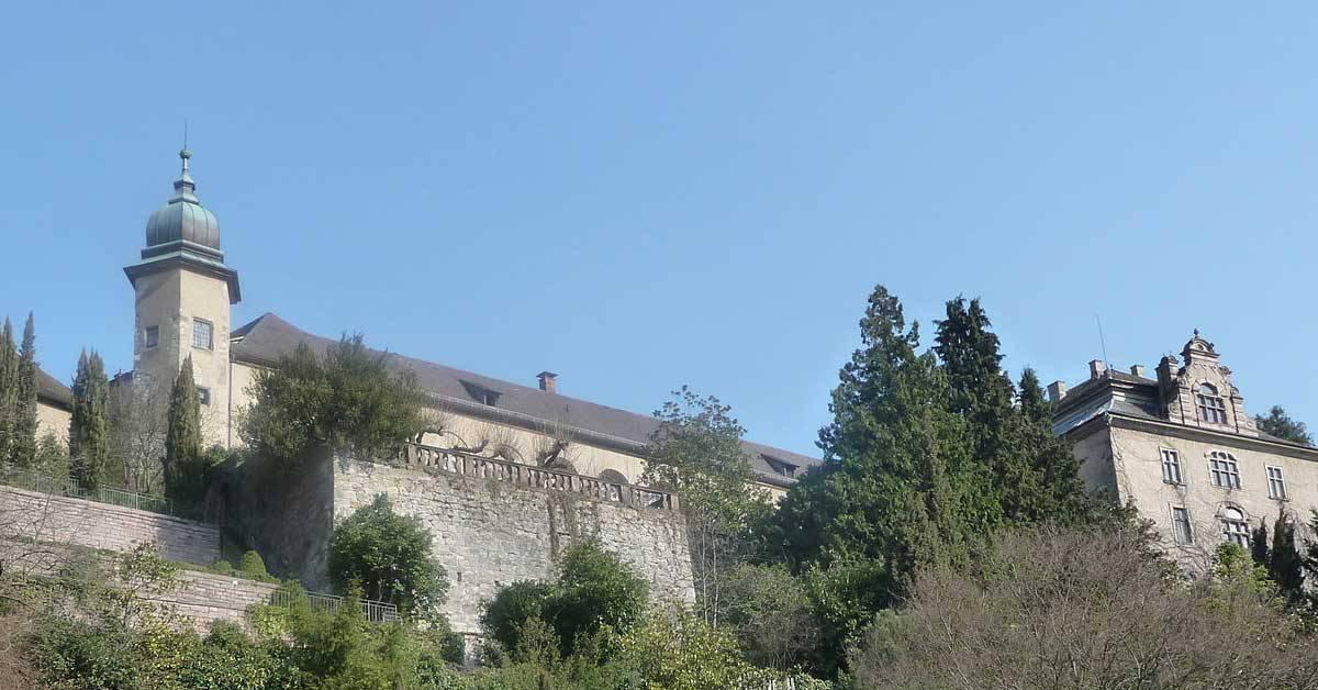 "Baden-Baden: ""Neues Schloss"
