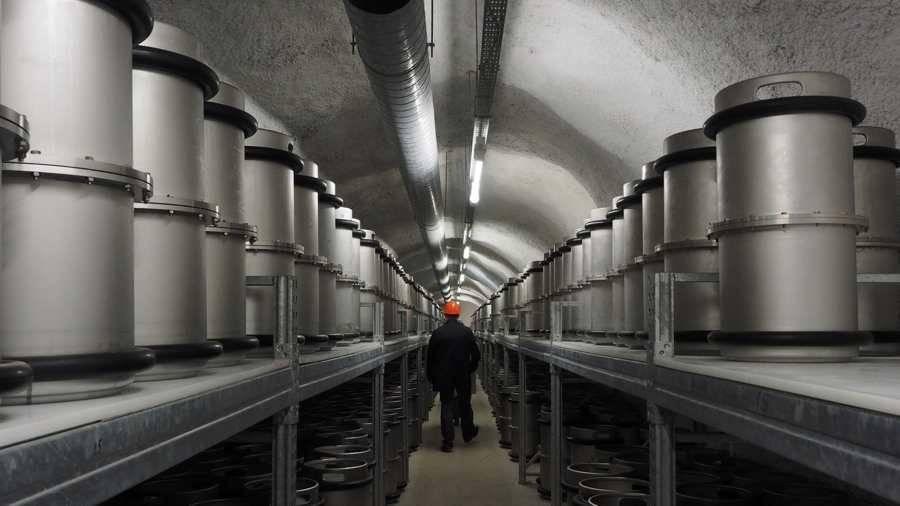 G'schichtle 4: Atombombensicher: Deutschlands Superarchiv tief im Schauinsland