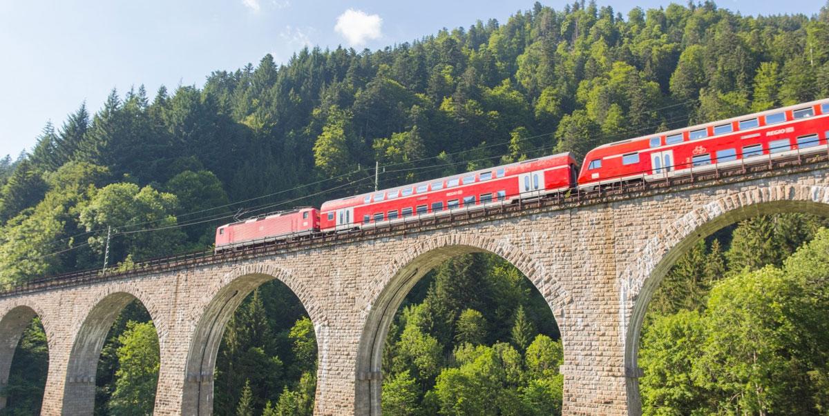 G'schichtle 70: Höllentalbahn – steilste Bahnstrecke Deutschlands