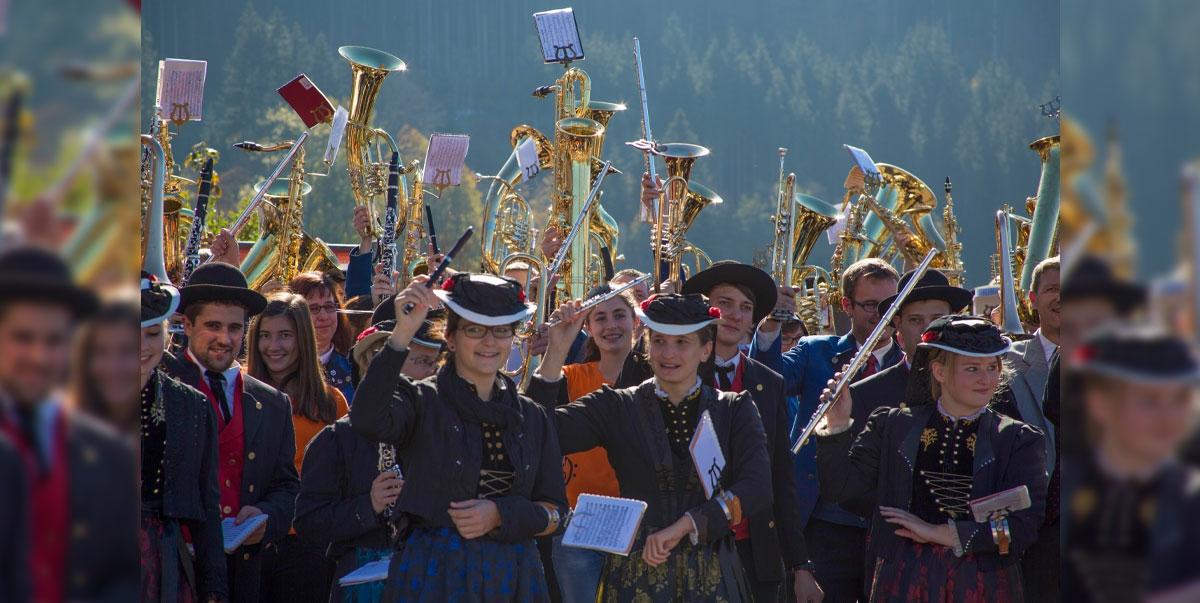 Tag der Blasmusik im Hochschwarzwald