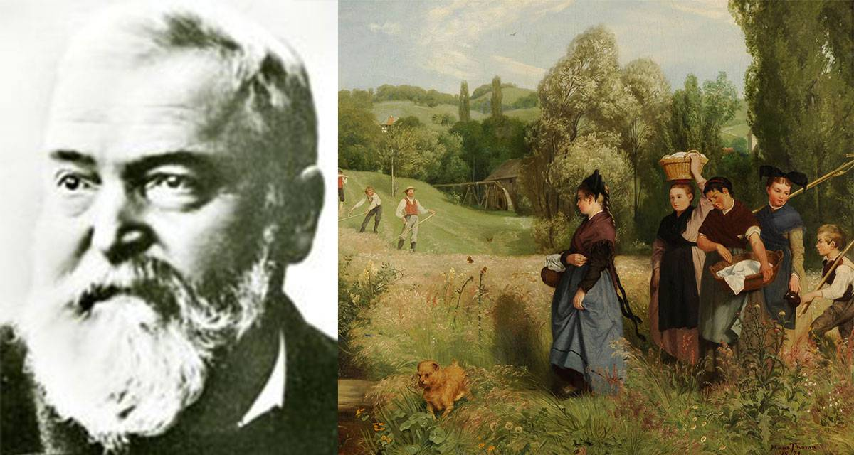 Menschen 10: Hans Thoma – König der Schwarzwaldmaler