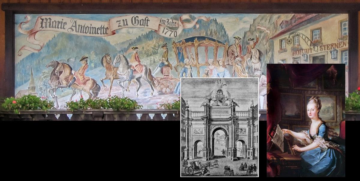 G'schichtle 66: Marie Antoinette: Durch den Schwarzwald nach Versailles
