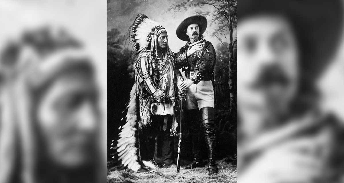 G'schichtle 25: Wie Buffalo Bill Karlsruhe eroberte