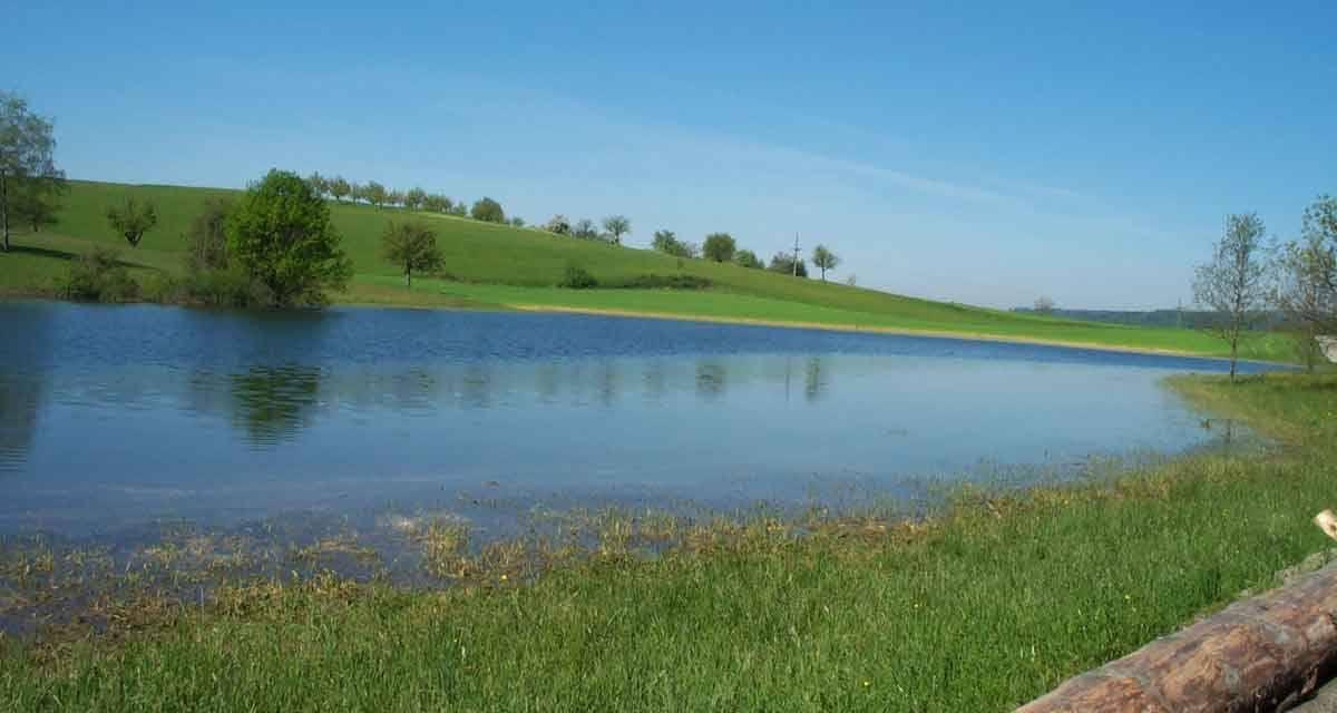 G'schicht'le 13: Ein See und seine Geheimnisse