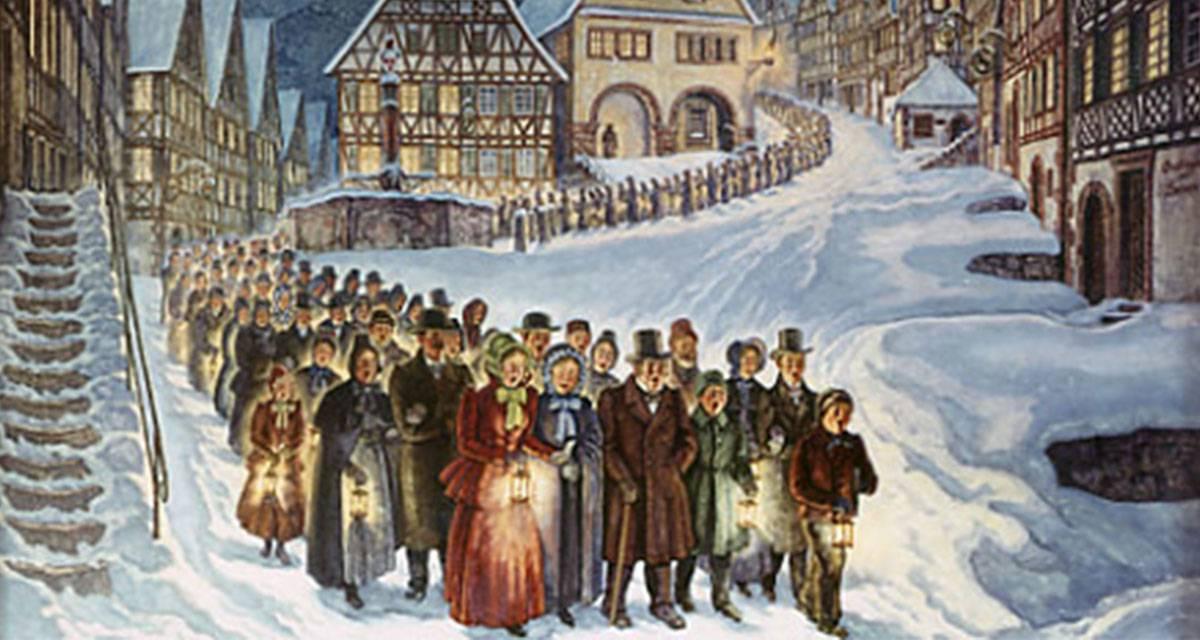 G'schichtle 41: Der Silvesterzug durch Schiltach