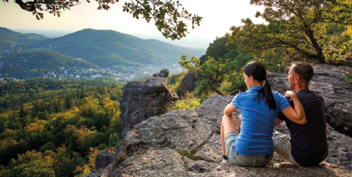 SWR-TV-Tipp / Baden-Badens grandiose Wanderungen