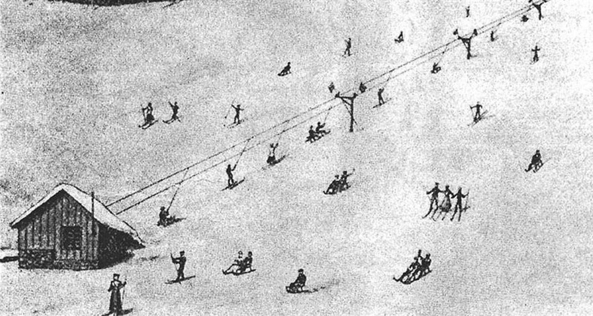 G'schichtle 19: Schwarzwälder baute ersten Skilift der Welt