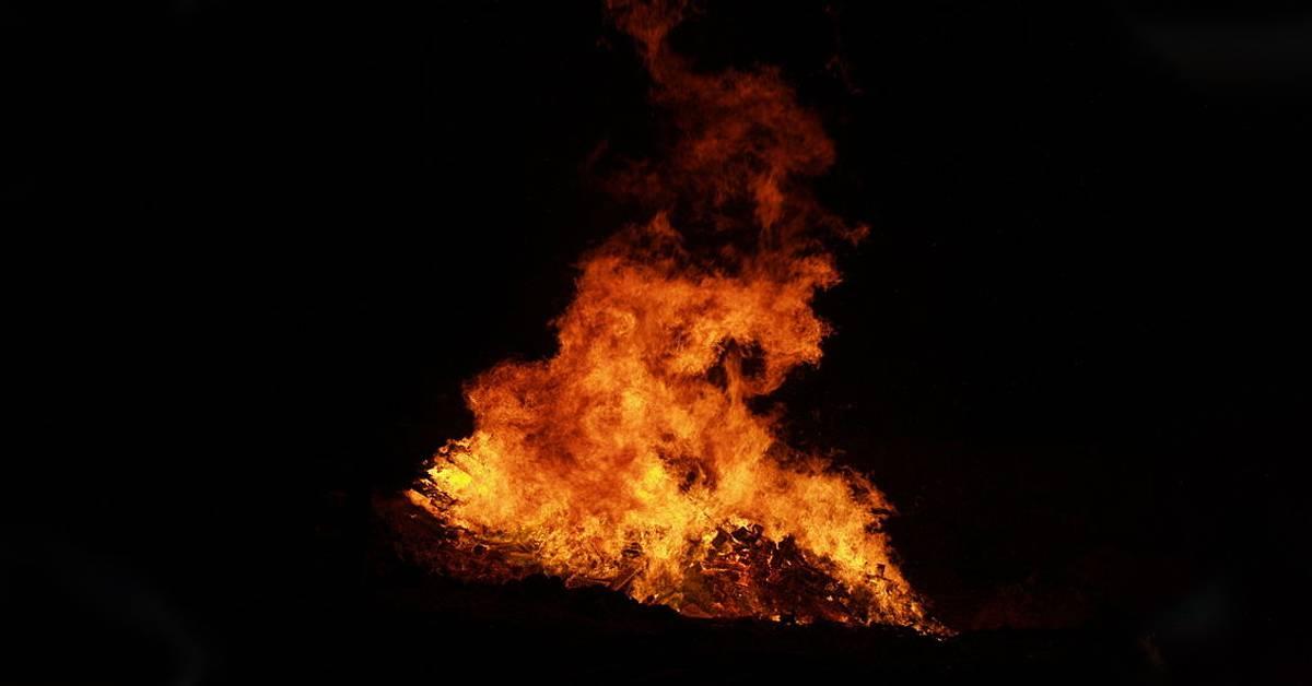 G'schichtle 47: Glühende Schwämme statt brennende Kerzen