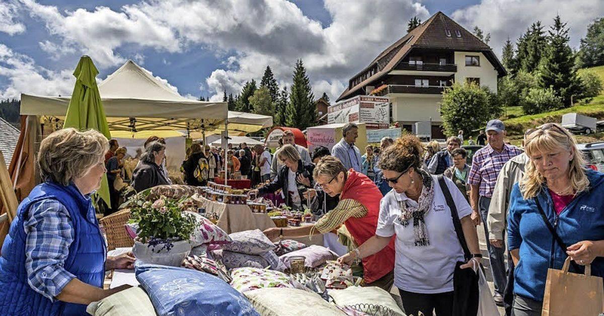 Neuer Rekord: 2019 43 Naturpark-Märkte im Schwarzwald