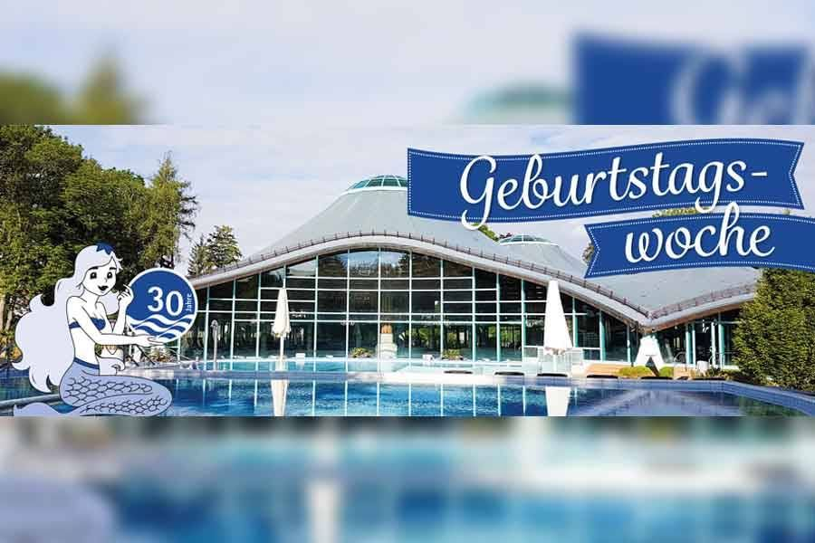 Solemar – Bad Dürrheims Wellness-Star wird 30