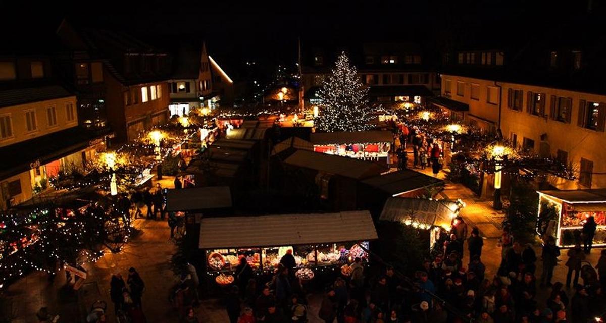 Neuenburg: Weihnachtsmarkt mit Atmosphäre