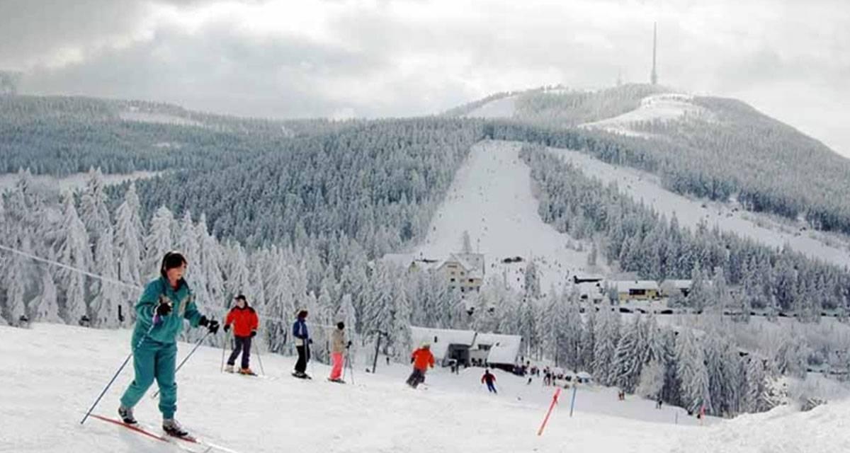 Schwarzwaldhochstraße: Start in Wintersportsaison