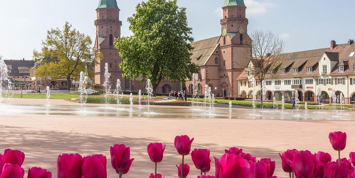 G'schichtle 74: Freudenstadt und der größte Marktplatz Deutschlands