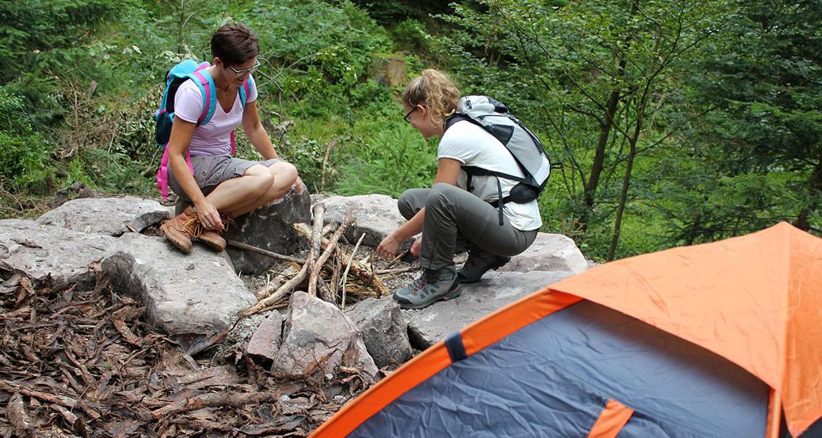 Auch 2019 wieder Trekking-Camps im Schwarzwald