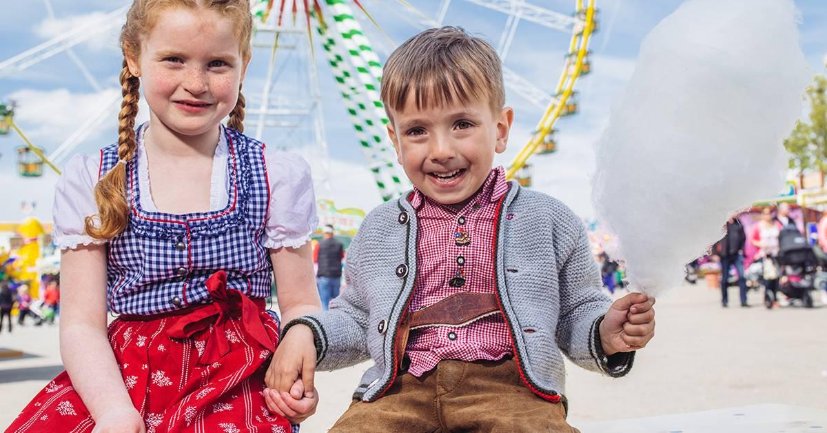 Ausflugstipp: Auf zu Europas größtem Frühlingsfest