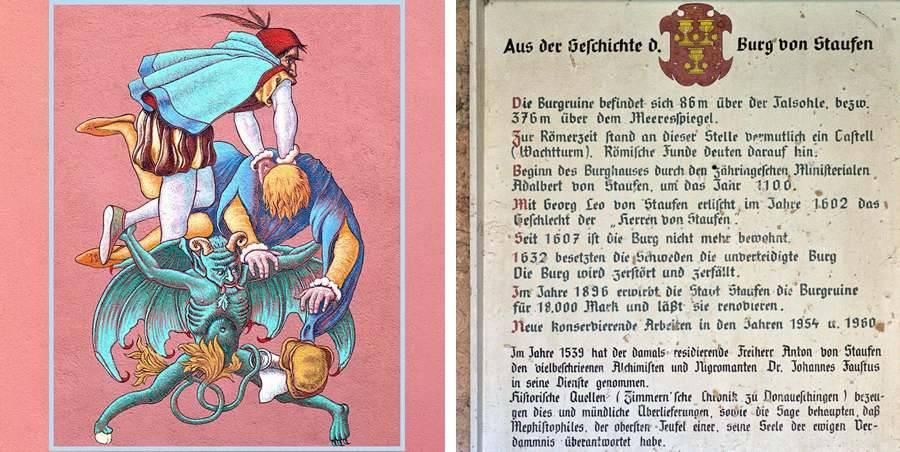 G'schichtle 29: Faust - seine letzte Stunde schlug in Zimmer 5