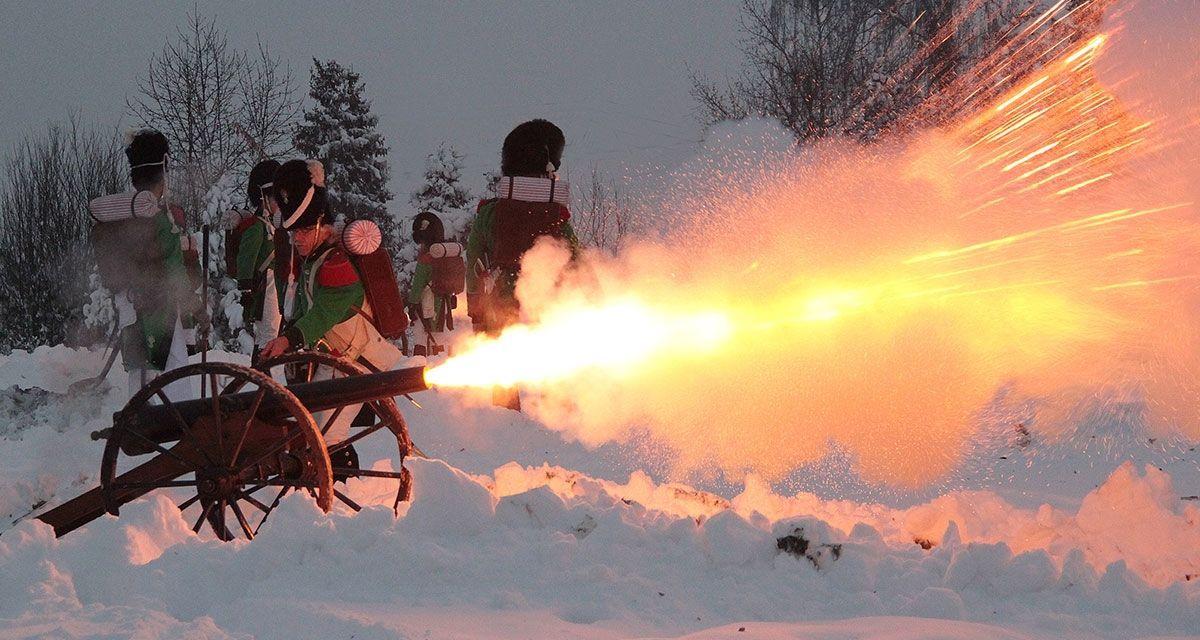 G'schichtle 56: Neujahr: Kanonendonner über Villingen