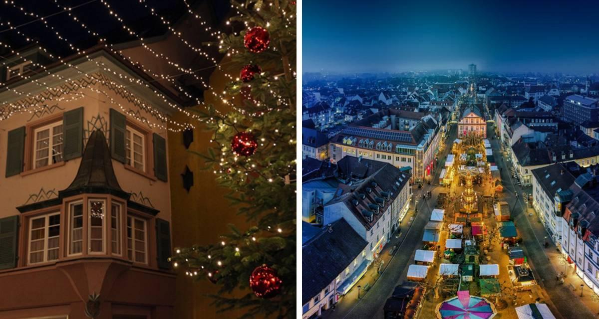 Wer wird Deutschlands schönste Weihnachtsstadt?