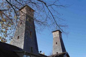 Die Salztürme: Zeugnis von Bad Dürrheims salziger Vergangenheit