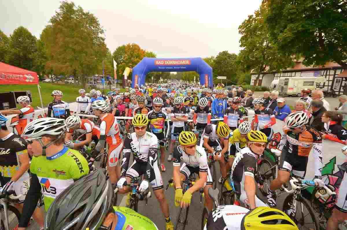 Der Riderman ist eines der großen Veranstaltungshighlights der Kur- und Bäderstadt.