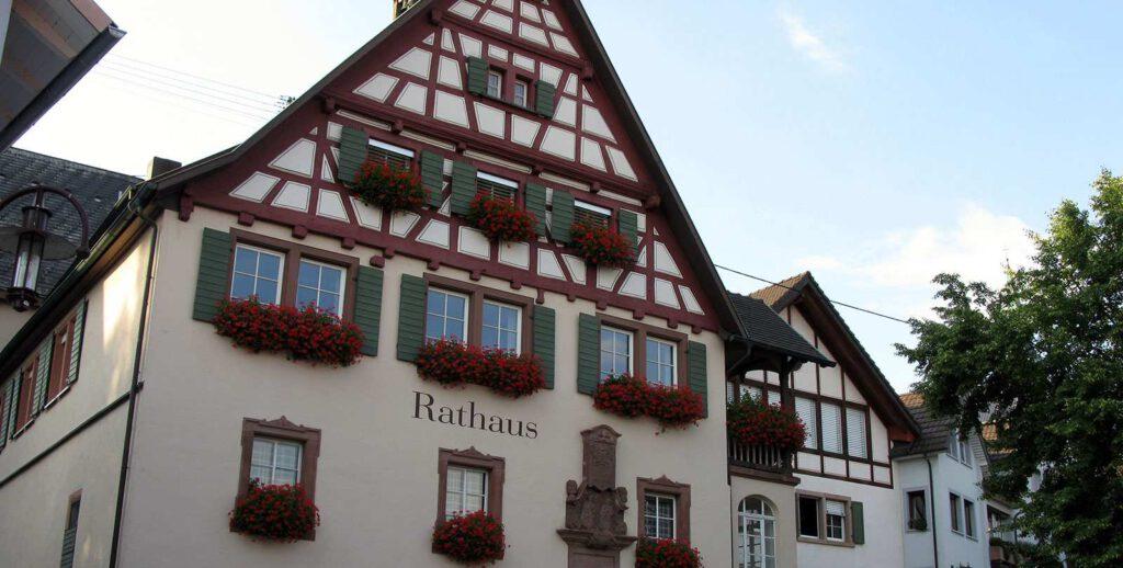 Rathaus Bahlingen